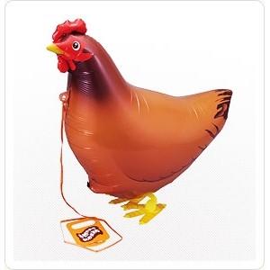 SAG Walking Balloon - Chicken 小母雞 (non-pkgd.), SAG-W8815