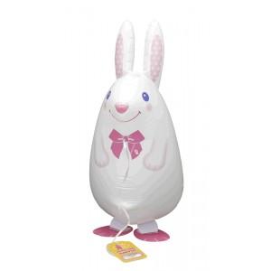 SAG Walking Balloon - Rabbit / White 白色小白兔 (non-pkgd.), SAG-W8827