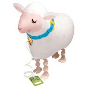 SAG Walking Balloon - Sheep 小綿羊 (non-pkgd.), SAG-W8838