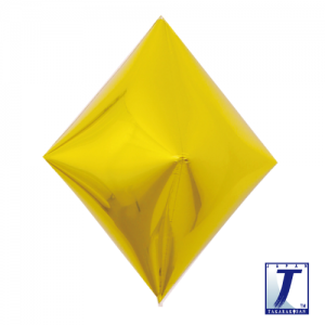 Diamond Balloon Gold (non-pkgd.), TKF47OP090001