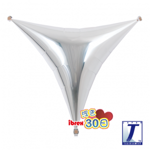 "Ibrex Three-Point 29"" Silver (Non-Pkgd.), TKF29OP317601(0)"