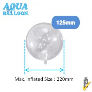 Aqua Balloon Round 125mm , TK-AQ-R320001