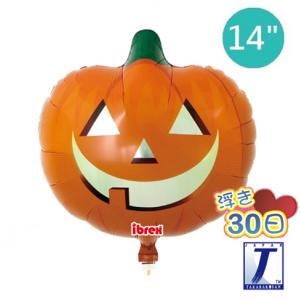 "Ibrex Shape 14"" 型狀 Haunted Pumpkin (Non-Pkgd.), TKF14RI310421"