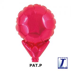 "Upright Balloon 5""/ Plain_Metallic Red (Non-Pkgd.), TK-UPB-P800501 <10 個/包>"