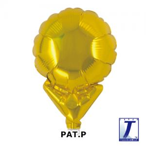 "Upright Balloon 5""/ Plain_Metallic Gold(Non-Pkgd.), TK-UPB-P800507 <10 個/包>"