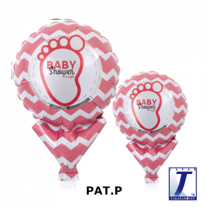 Baby Shower Girl (10ct) , TK-UPB-I810515