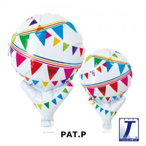 "Upright Balloon 5""/ Printed_Pennant Garland (Non-Pkgd.), TK-UPB-I810525 <10 個/包>"