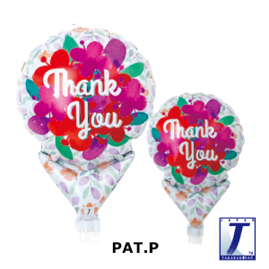 Thank You Pink Bouquet (10ct) - *TK-UPB-I810527