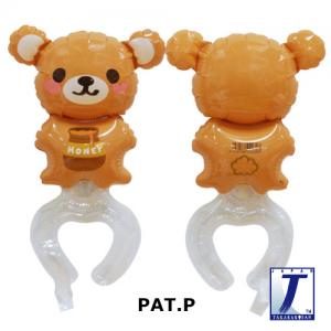 W.A.F. Honry Bear (10ct) , TK-WAF-110003
