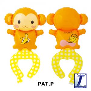 W.A.F. Playful Monkey (10ct) , TK-WAF-110009 <Air #A>