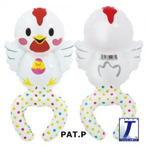 W.A.F. Flap-Flap Chicken (10ct) , TK-WAF-110010