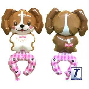 W.A.F. Happy Beagle Dog (10ct) , *TK-WAF-110011